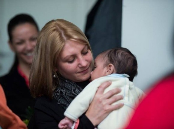 Tsvetelina - the foster mother who teaches abandoned children to be loved